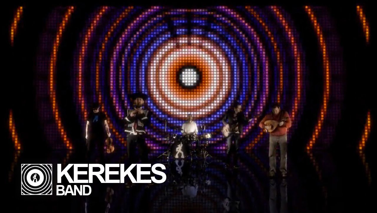 Kerekes Band Ethno Funk video cover